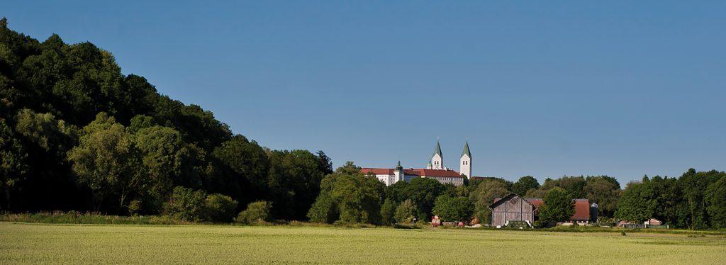 Foto Veitshof und Domberg Freising